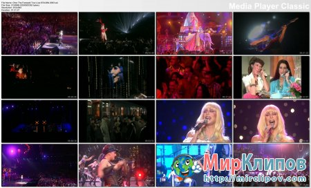 Cher - The Farewell Tour (Live, Miami, 08.11.2002)