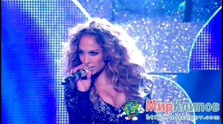 Jennifer Lopez - On The Floor (Live, So You Think You Can Dance)