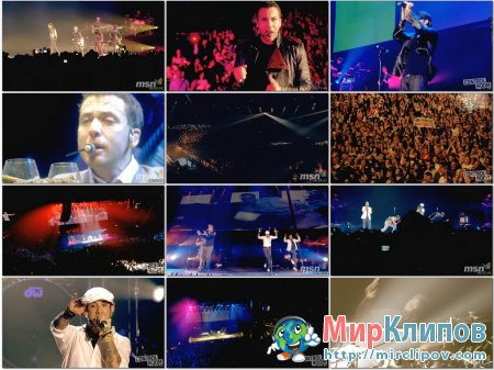 Backstreet Boys - The Unbreakable Tour (Live, London, 14.05.08)
