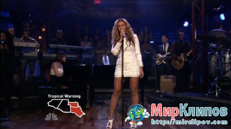 Beyonce - Best Thing I Never Had (Live, Late Night With Jimmy Fallon, 28.07.2011)