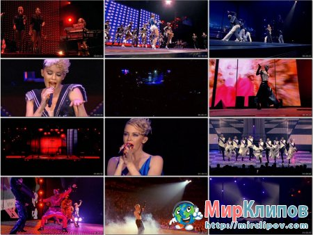 Kylie Minogue - KylieX2008 (Live, Prague, 12.05.2008)