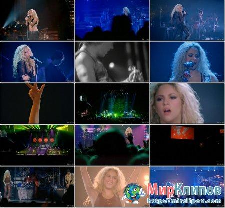 Shakira - Live & Off The Record (Live, Rotterdam, 2003)