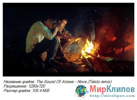 The Sound Of Arrows - Nova (Tiesto Remix)