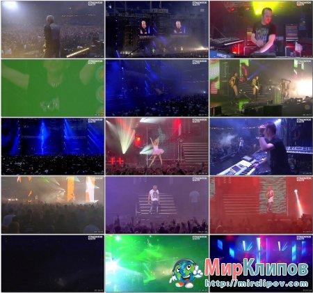Scooter - The Stadium Techno Inferno (Live, Hamburg, 25.06.2011)