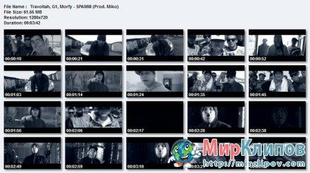 Travoltah Feat. G1 & Morfy - SPAMIII