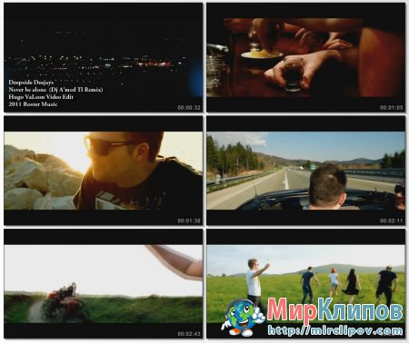 Deepside Deejays - Never Be Alone (Dj A'med TL Remix)
