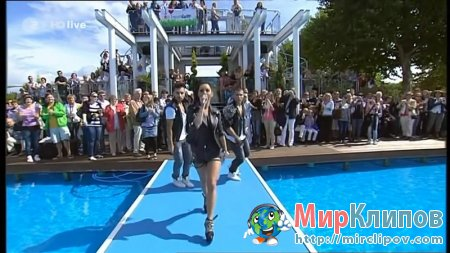 Inna - Sun Is Up (Live, ZDF Fernsehgarten, 28.08.2011)