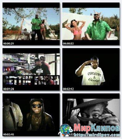 N.O.R.E. Feat. Lil Wayne & Pharrell Williams - Finito