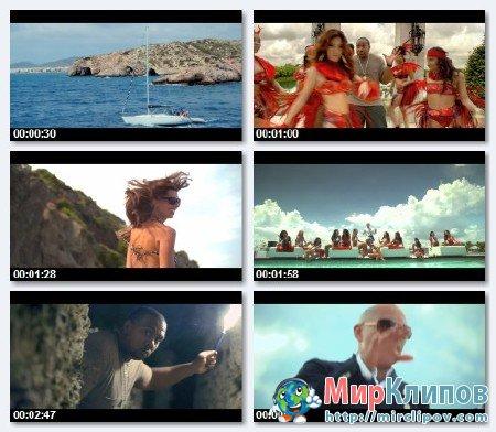 Timbaland Feat. Pitbull – Pass At Me