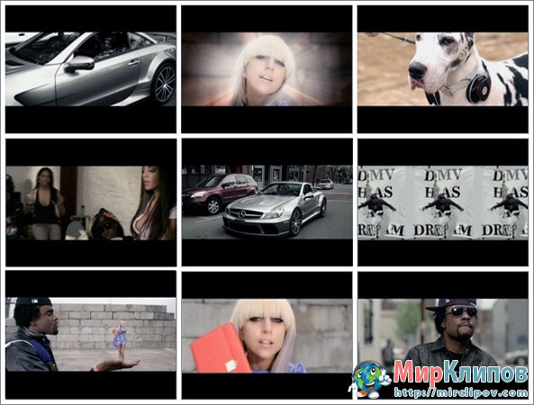 Wale Feat. Lady Gaga - Chillin (Bimbo Jones Club Mix Feat. Vj Tony Video Mix)