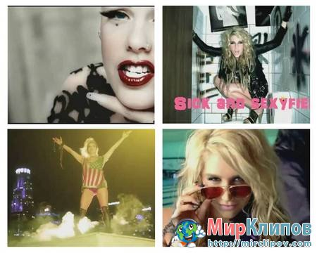 Pink Feat. Kesha - Megamix