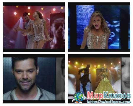 Claudia Leitte Feat. Ricky Martin - Samba