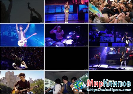 Jonas Brothers - The 3D Concert Experience (Live, New York, 27.02.2009)