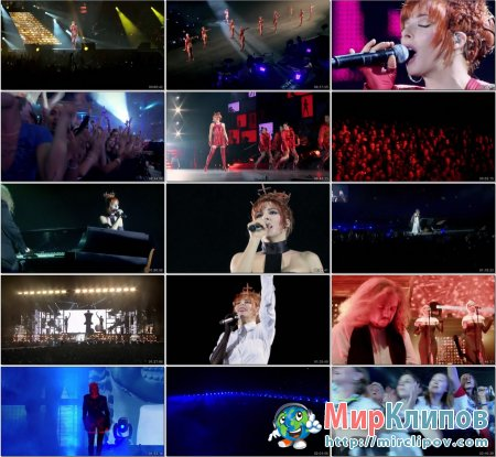 Mylene Farmer - Stade De France (Live, Paris, 11.09.2009)