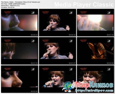 Adele - Hometown Glory (2-nd Version)