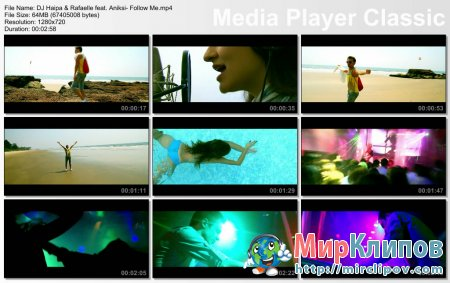 DJ Haipa & Rafaelle Feat. Aniksi - Follow Me