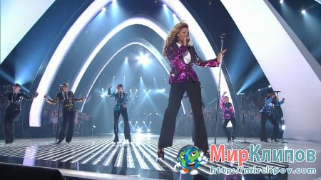 Beyonce - Love On Top (Live, MTV VMA, 2011)