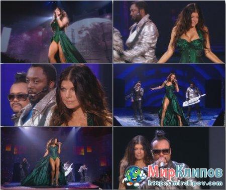 Black Eyed Peas - Meet Me Halfway (Live, Victoria's Secret Show, 2009)