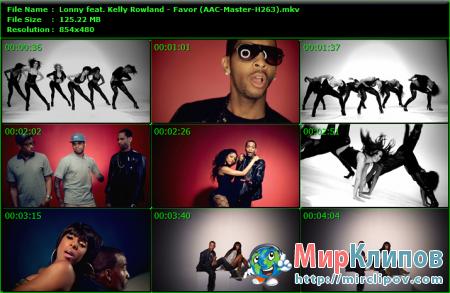 Lonny Feat. Kelly Rowland - Favor