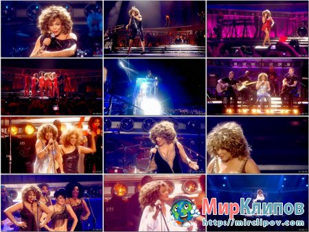 Tina Turner - 50th Anniversary Tour (Live, Arnhem, 21.03.2009)