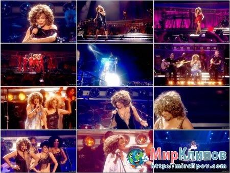 Tina Turner - 50th Anniversary Tour (Live, Arnhem, 21.03.2009)