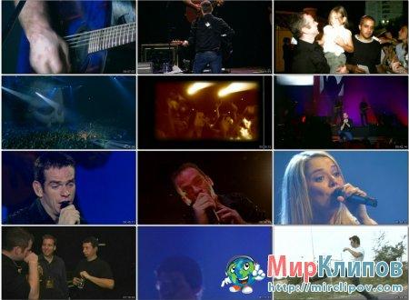 Garou - Routes (Live, Bruxelles, 23.10.2004)