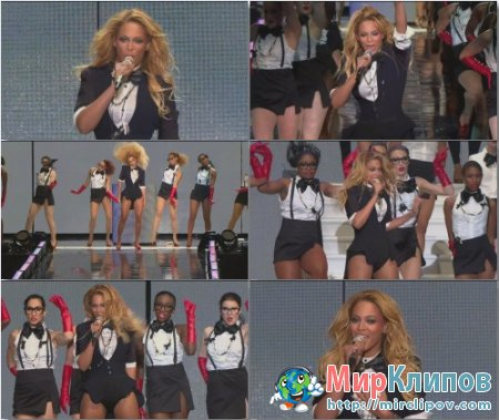 Beyonce - Run The World (Live, Oprah's Show, 2011)