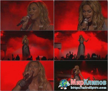 Beyonce - 1+1 (Live, American Idol, 2011)