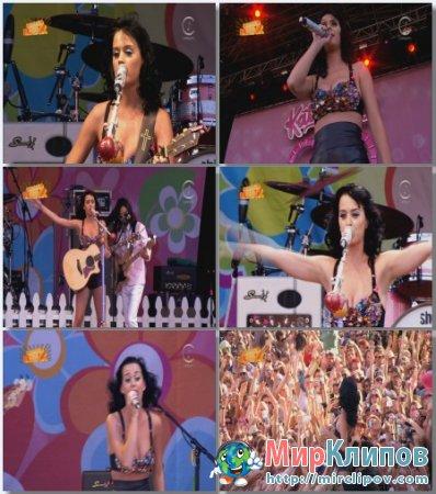 Katy Perry - Live Performanse (V Festival, 2009)