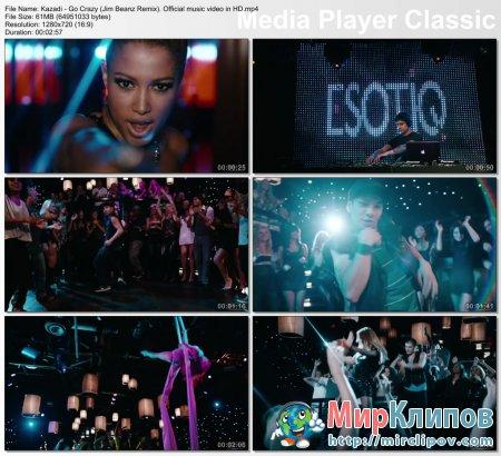 Patricia Kazadi - Go Crazy (Jim Beanz Remix)