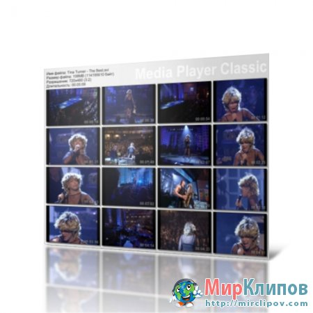 Tina Turner  - The Best (Live, Divas Live, 1999)