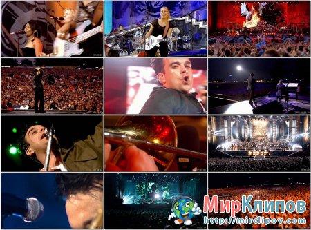 Robbie Williams - What We Did Last Summer (Live, Knebworth, 01.08.2003)