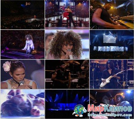 Jennifer Lopez - Let's Get Loud (Live, Puerto-Rico, 22.09.2001)