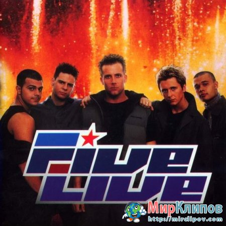 Five - Live Perfomance (Manchester, 2000)