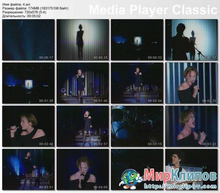 Patricia Kaas - Generique (Live, Mosсow, 1991)
