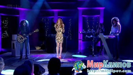 Nicola Roberts - Lucky Day (Live, The Alan Titchmarsh Show, 19.09.2011)