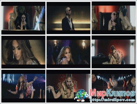 Jennifer Lopez Feat. Pitbull - On The Floor (Extended Edit)