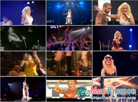 Christina Aguilera - The Back To Basics Tour (Live, Adelaide, 17.07.2007)
