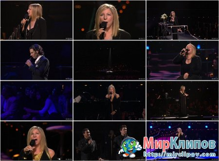 Barbra Streisand - Live Performance (Live, Los Angeles, 20.11.2006)