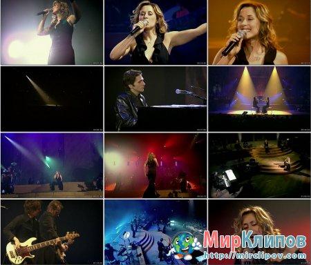 Lara Fabian - Nue (Live, Paris, 17.12.2001)