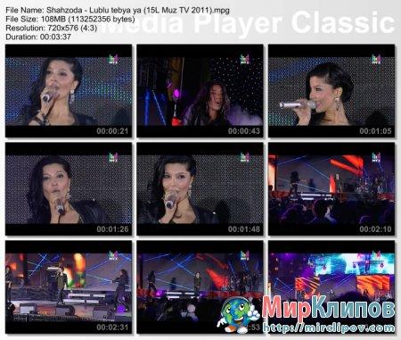 Шахзода - Люблю Тебя Я (Live, МУЗ 15 Лет, 2011)