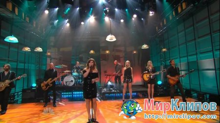 Kelly Clarkson - Mr. Know It All (Live, Tonight Show With Jay Leno, 20.09.2011)