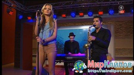 Alexandra Stan - Mr. Saxobeat (Live, Morgenmagazin, 29.08.2011)
