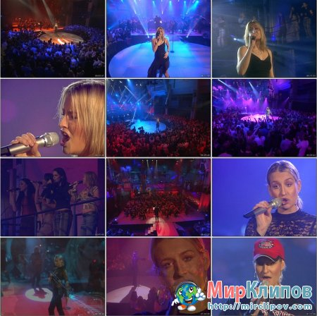 Sarah Connor - A Night To Remember (Live, Düsseldorf, 24.01.2003)