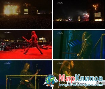 Children Of Bodom - Live Perfomance (Wacken Open Air)
