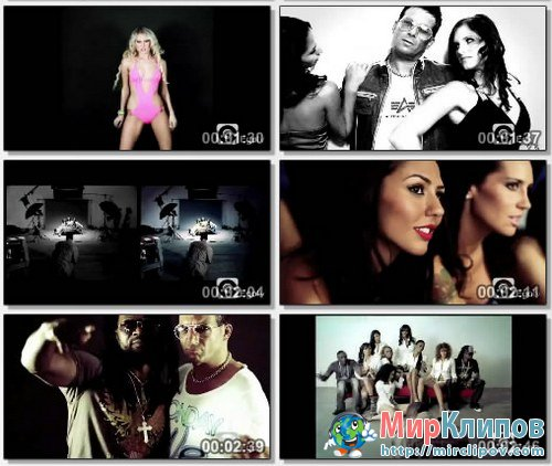 Rico Bernasconi Feat. Beenie Man & Akon - Girls