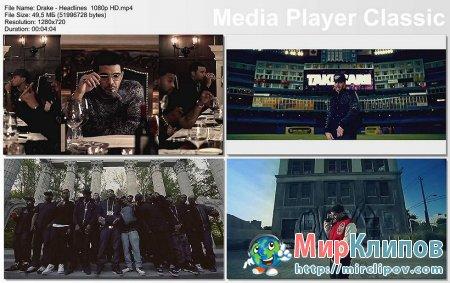 Drake – Headlines