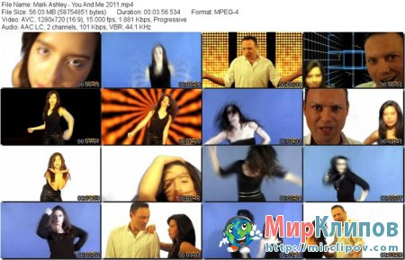 Mark Ashley - You And Me