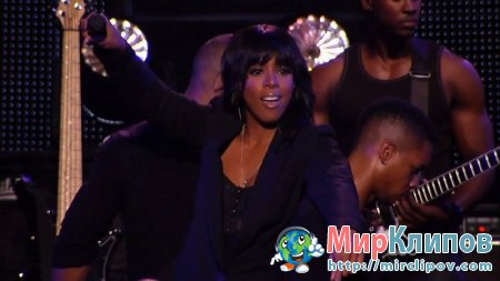 Kelly Rowland - Lay It On Me (Live, Jimmy Kimmel Show, 26.09.2011)