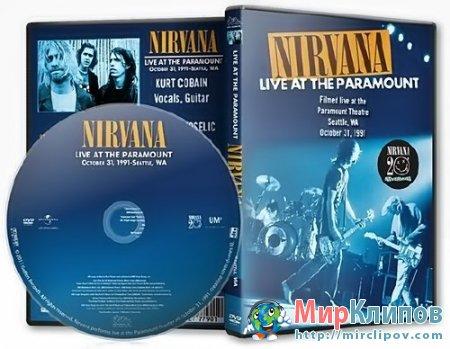 Nirvana - Live Perfomance (Paramount, 2011)